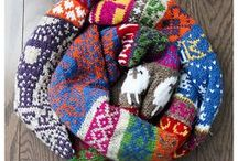 Knit Me- Scarves, Shawls, and Cowls / by KnittaPhd