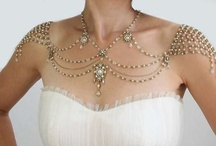 For the Bride / Stunning bridal accessories for the wedding day from TrendHunter.com