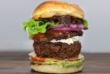 Delicious Burger Recipes / Wondering what to put on your burger? These delicious burger recipes from TrendHunter.com will have you thinking beyond just ketchup, mustard and relish