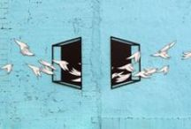 Amazing Street Art / Captivating street art finds from TrendHunter.com
