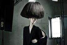 Wild Hairstyles / These wild hairstyles featured on TrendHunter.com will inspire  tamed tresses