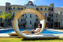 Lounge Chair Designs / Unique and chic lounge chair designs from TrendHunter.com