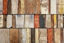 Reclaimed Wood Designs / These eco-friendly reclaimed wood designs from TrendHunter.com reuse beautiful woods to create stunning new objects