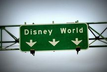 Disney a place where Dreams come true / Started with a man and a mouse / by Michaela