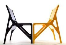 Seating Design / These seating designs from TrendHunter.com offer creative ways to sit
