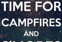 Flames + Marshmallows