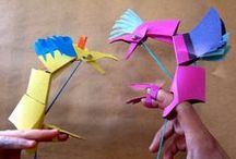 Paper Art Projects / The best paper art projects from TrendHunter.com / by TrendHunter.com