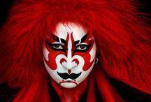 Geisha/Kabuki/Samurai/Japanese People