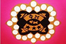Phi Mu / Love, honor, truth, and fun, that's what makes us #1. / by Mary Donofrio