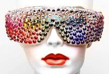Overly Dramatic Eyewear / The best dramatic eyewear pieces from TrendHunter.com