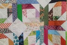 Bee a Brit Stingy quilts / Quilts made by the Stingy Bee group