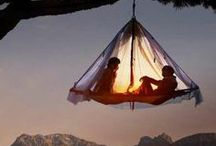 Luxury Camping Essentials / The best luxury camping essentials from TrendHunter.com  / by TrendHunter.com