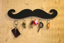 Movember / Whether you're rocking an epic beard or not, these moustache-themed gifts from TrendHunter.com are a great way to show support during Movember when things get hairy
