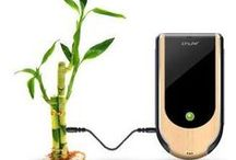 Eco-Friendly Gifts for Techies / The best eco-friendly gifts for techies from TrendHunter.com
