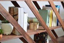 Book Storage / The best eccentric bookshelves from TrendHunter.com
