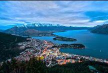 Abroad in Aotearoa New Zealand / by Mary Donofrio