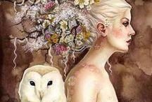 My 2014 Goddess guide Minerva / by Susan Scott