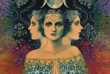 Goddesses / by Susan Scott
