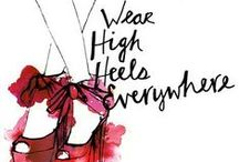 The higher the better~ / by Sue Wilson