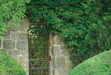 Gates / fence