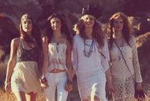Music Festival Style / The best music festival fashions from Trend Hunter / by TrendHunter.com