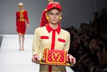 Junk Food Fashion / The best junk food covered fashion creations from Trend Hunter.  / by TrendHunter.com