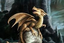 Devious DRAGONS / Dragons in all forms can be found here.