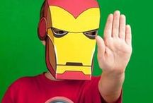 Superhero Products / The Best Superhero Trends From TrendHunter.com!