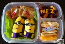 Back-to-School Snacks / Looking for some healthy snacks for kids? These finger foods, bite-sized treats and other back to school snack ideas from Trendhunter.com make school lunches fun and nutritious / by TrendHunter.com