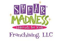 Franchising / Franchising Opportunities with Shear Madness Haircuts for Kids!