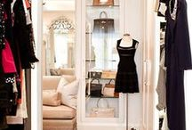 Closet | Dressing Room / by Penny Houle