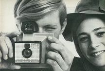 1,2,3...Shoot! / Vintage Cameras from 50s, 60s, 70s.