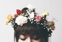 Pretty Hair / by Tiffany De La Paz