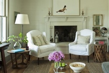 Living Rooms / by Steve@AnUrbanCottage