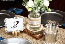 Table Decorating / by Michelle Paige