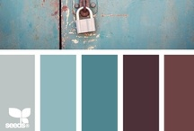 Color Palettes / by Lisa Anderson | Lisa Marie Studio
