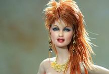 Barbies and other dolls / by Lynne Burton