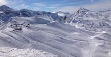 Skiing / Collection of ski-tours from Chalet Chalin