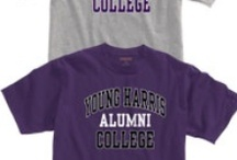 Wear Purple! / Here are some great ways to show off your purple pride! (Note: Pinning does not signify an endorsement by YHC.) / by Young Harris