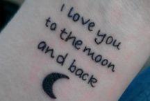 Tattoo Tings / by Hannah 🌷