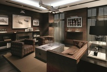 Mr. Me's Swanky Digs / Inspiration for  Frank's Office / by Annesia Lin
