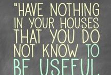 Cleaning & Organizing / by Lindsey Rinehart