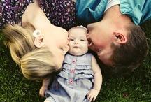 Family Photoshoot Ideas / by Tiffany De La Paz