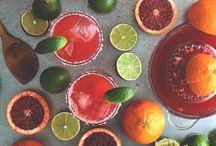 FOOD: beverages / by Sallie Walton