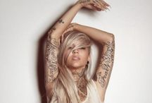 Tattoos / by Kolleen Namour
