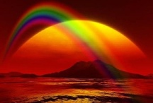 """Colors!  """"Somewhere Over the Rainbow""""!  / by Terri Fisher"""