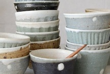 Pottery / by Steve@AnUrbanCottage