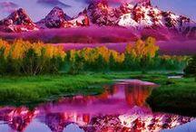 Breathtaking scenes! / by Terri Fisher