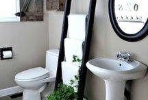 Grebbestad: Bathroom / by Josefin Nederman