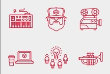 Icons   Iconography   Pictograms / Icons, vector, Icon webfonts, pictograms, iconography
